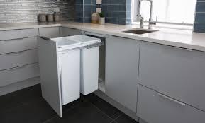 Designer Kitchen Waste Bins Hideaway 2 X 40l Kitchen Waste Bin Kitchen Design