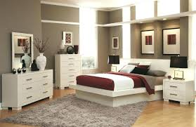 White Furniture Master Bedroom Image Of Modern White Nightstand For ...