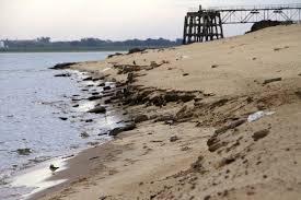 El río Paraná mejoró parcialmente su caudal luego de una bajante histórica  - Sin Mordaza