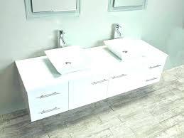 two sink vanity. 5 Foot Double Sink Vanity Vanities Two Bathrooms Design 6 .