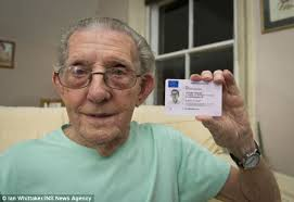 Ball Tony 92 Anything Been Old - A Supermarket War Asked Over Prove Grandfather To 18 Id Has For In Alcohol Buy Enough Is He's Didn't He Who Great Veteran Have
