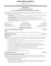 Lineman Resume Free Resume Example And Writing Download