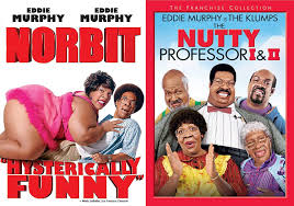 Amazon.com: Sherman Klump is one Nutty Guy Movie Pack The Nutty Professor &  The Klumps Franchise Collection + Norbit Eddie Murphy Comedy DVD 3 Movie  Funny Man Triple Pack: Movies & TV
