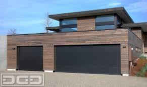 Modern garage door Hinged Modern Garage Door Design Ziegler Doors Moderngaragedoors02 Dynamic Garage Door