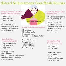the best homemade face masks ideas on face masks
