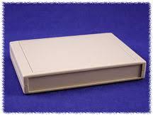 Instrument ABS Plastic Enclosures - (RM ... - Hammond Mfg. - RITEC