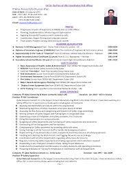 Brilliant Ideas Of assistant Safety Officer Resume Sales Officer Lewesmr In  Radiation Safety Officer Sample Resume
