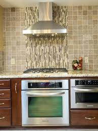 ideas for backsplash behind stove
