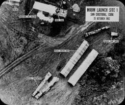 Aerial reconnaissance photos of mariel naval port, cuba, and vicinity, taken 4 november 1962, showing missiles and support equipment being prepared for removal from cuba. Cuban Missile Crisis