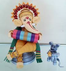 ganpati decoration ideas ganesh pooja ganpati decoration at