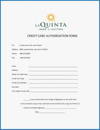 Credit Card On File Form Templates Best Credit Card Form Template Ideas Authorization Word Free