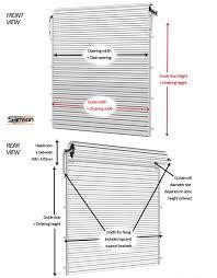 garage door heightGliderol Roller Garage Door Measuring and Ordering  Roller Door
