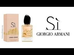 Giorgio <b>Armani</b> - <b>Si Golden Bow</b> Perfume - YouTube