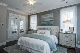 modern bedroom for women. Soothing Marine Colors In The Women`s Bedroom Interior Modern For Women