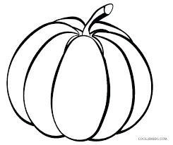 coloring pages pumpkin blank page ideas small pa