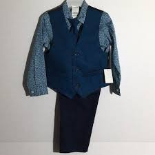 Van Heisenberg 4 Piece Boys Suit Nwt