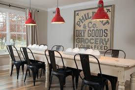 farm table with metal chairs improbable stunning search viewer home ideas 20