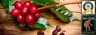 Hula Daddy Kona Coffee award winning 100% Kona coffee