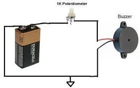 led potentiometer wiring diagram wiring diagram libraries buzzer wiring diagram wiring diagrams best9 volt buzzer circuit diagram schematics wiring diagram led wiring diagram
