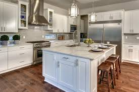 American Homestyle Kitchen China American Modern Classic Solid Wood Kitchen Cabinet Photos