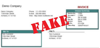 How To Make A Fake Invoice Magnificent What Is Invoice Fraud And How To Prevent It