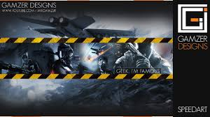 youtube gaming channel art. Plain Channel For Youtube Gaming Channel Art G