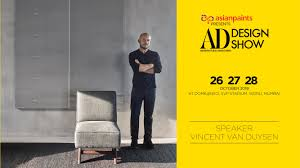 Architectural Digest Design Show India Adds X Vincent Van Duysen Embrace Luxe Minimalism At The