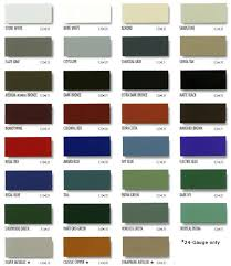 Standing Seam Roof Color Chart Standing Seam Metal Roof Colors Unique Corrugated Metal