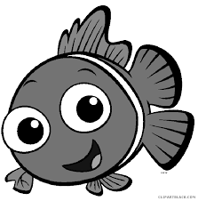 cute fish clip art. Contemporary Art Cute Fish Clipart  ClipartBlackcom Png Black And White Library And Clip Art C