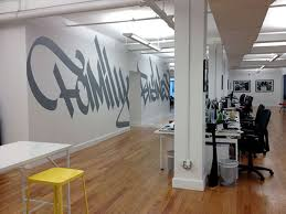 office wall murals. Wall Murals For Office. Team Epiphany Office Mural - New York 2014