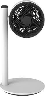 Напольный <b>вентилятор Boneco Air Shower</b> F120, белый черный ...