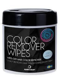 <b>Салфетки</b> для удаления краски с кожи <b>Color</b> Remower Wipes ...