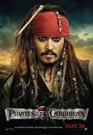 Movie Poster »Johnny Depp is Jack Sparrow« on CAFMP