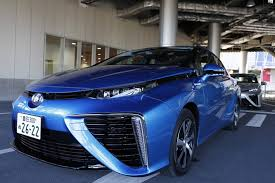 2018 toyota japan. beautiful toyota toyotau0027s mirai fuelcell car eric pfannerthe wall street journal in 2018 toyota japan e