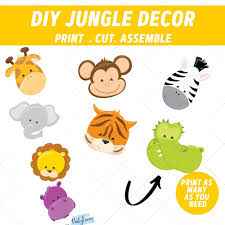Choose from over a million free vectors, clipart graphics, vector art images, design templates, and illustrations created by artists worldwide! Jungle Safari Birthday Printable I Digital Download I 100 Printable Jungle Safari Birthday Jungle Safari Party Safari Party