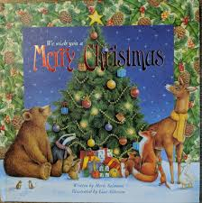 We Wish You a Merry Christmas 2001 by Solomon Merle 068160977x for ...