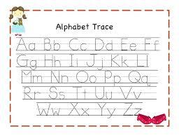 Abc Learning Worksheet Kindergarten Printables Preschool Alphabet ...
