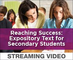 What Is Expository Text Reaching Success Expository Text For Secondary Students