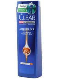 Clear Men Anti Dandruff Anti Hair Fall Shampoo 180ml By Clear
