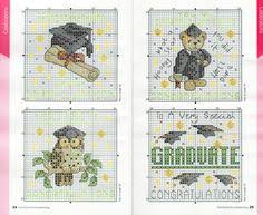132 Best Cross Stitch Graduation Images Cross Stitch
