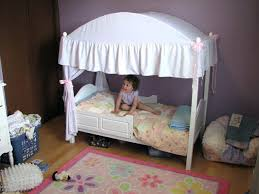 Canopy Beds For Toddlers Best Of Toddler Canopy Bed With Toddler Bed ...