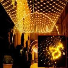 holiday lights led net light flashing lights string lights all over the sky star head 1 5 m 1 5m 96led fishing nset ac 110v 250v string bulb