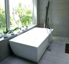 clawfoot bath tub shower tubs shower enclosures how to add a shower to a freestanding tub