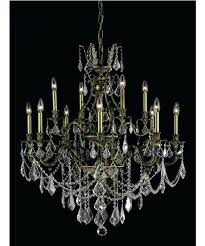12 light chandelier bronze shown in antique bronze finish 12 light chandelier costco 12 light chandelier