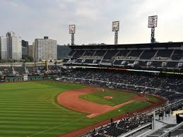 Pittsburgh Pirates Outfield Grandstand Piratesseatingchart Com