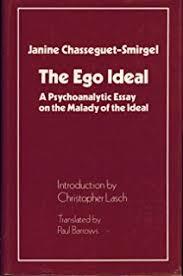 com narcissism psychoanalytic essays  the ego ideal a psychoanalytic essay on the malady of the ideal english and