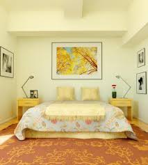 Colorful Master Bedroom Cream Colored Bedroom With Orange Carpet Decor Master Bedroom Home