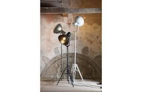 Spotlight Floor Lamp Metal Lightning Deco Bepurehome
