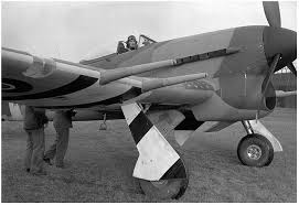 with the car door entrance the testing was very satisfactory and the new canopy was introduced in the later models of the typhoon the mk ib