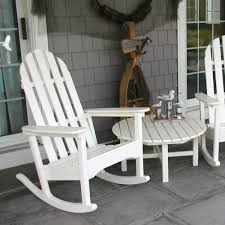polywood adirondack rocking chairs. Perfect Polywood Polywood Classic Adirondack Rocking Chairs With  Relax And Enjoy It In I